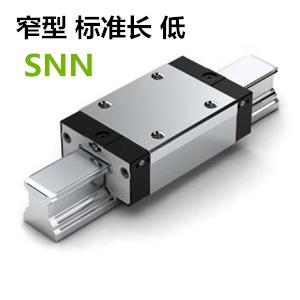 力士乐滚珠滑块标准钢制SNN