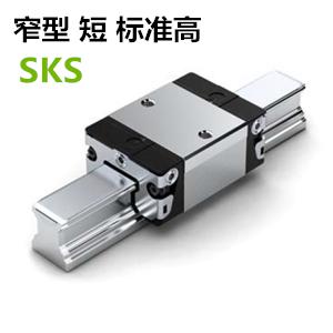 德国力士乐滚珠滑块标准钢制SKS型